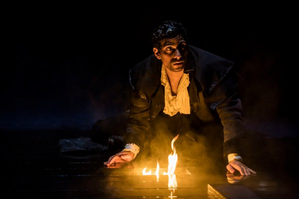 Frankenstein Royal Exchange Theatre Manchester Shane Zaza Mary Shelley