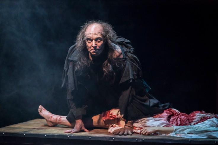 Frankenstein Royal Exchange Theatre Manchester Shane Zaza Mary Shelley