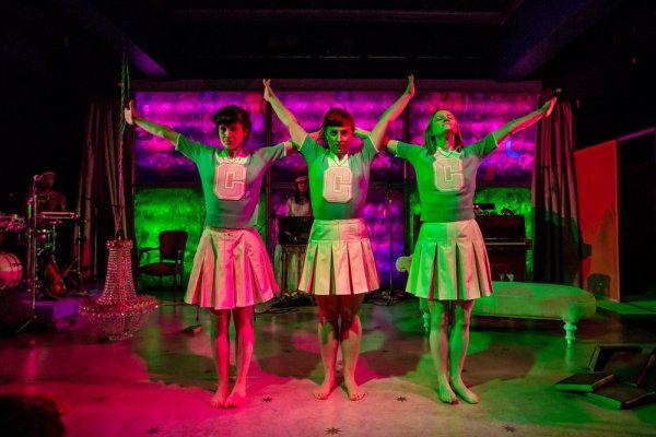 Three Sisters Rash Dash Royal Exchange Theatre Manchester Theatre Reviews Anton Chekhov