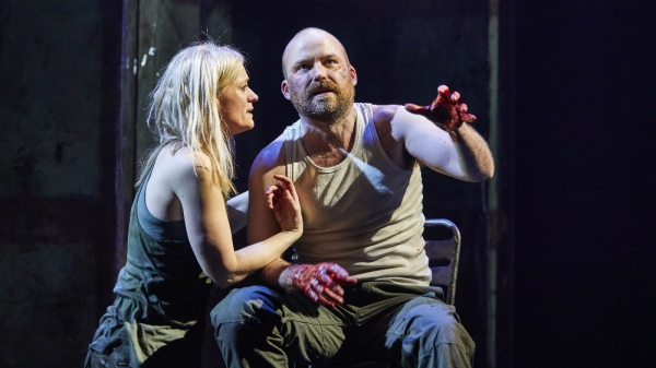 Macbeth National Theatre Rory Kinnear Anne-Marie Duff Rufus Norris Review