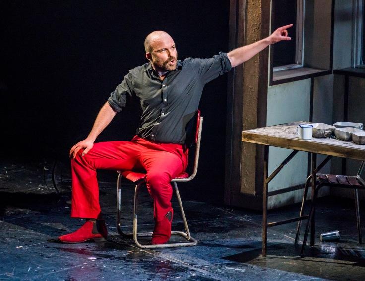 Macbeth National Theatre Rory Kinnear Anne-Marie Duff Rufus Norris Review