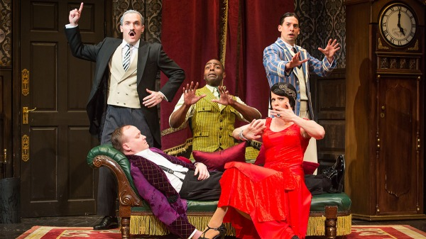 The Play That Goes Wrong Mischief Theatre Manchester Opera House Manchester Theatre Review