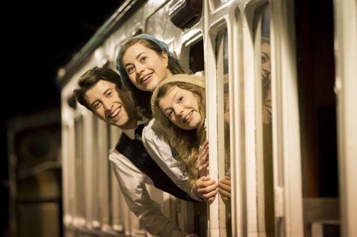 The Railway Children Kings Cross Theatre Review E Nesbit Sky Arts