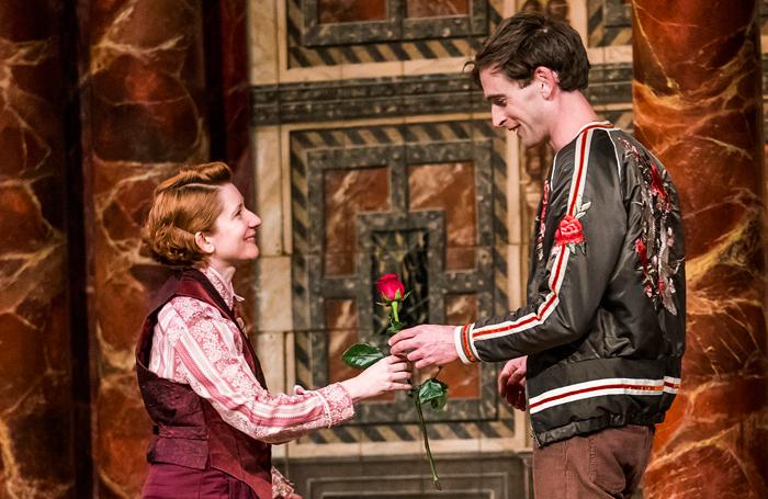 As You Like It Shakespeare's Globe Theatre Review Jack Laskey Bettrys Jones