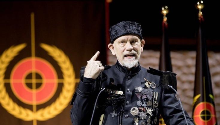 John Malkovich Just Call Me God A Dictators Final Speech Sky Arts On Demand