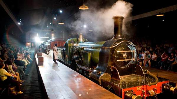 The Railway Children Kings Cross Theatre Review Sky Arts