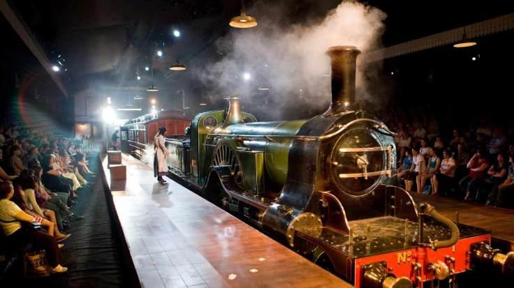The Railway Children Kings Cross Theatre Review Sky Arts