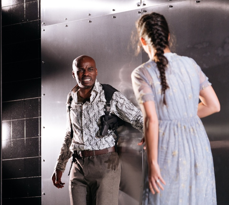OthelloMacbeth HOME Manchester Jude Christian Lyric Hammersmith Sandy Grierson Ery Nzaramba