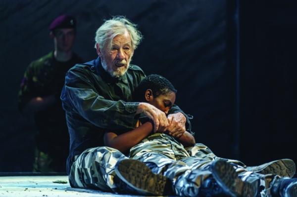 Ian McKellen King Lear Duke of Yorks Theatre London Theatre Review