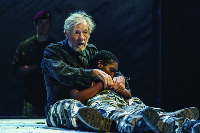 Ian McKellen King Lear Duke of Yorks Theatre London Theatre Review
