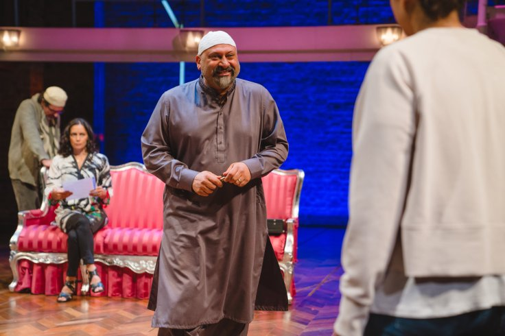 Royal Shakespeare Company RSC Tartuffe Theatre Review Asif Khan Simon Nagra
