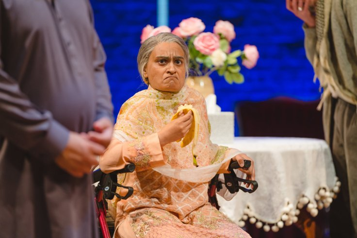 Royal Shakespeare Company RSC Tartuffe Theatre Review Asif Khan