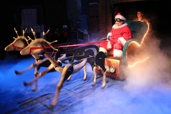 Father Christmas Sale Waterside Arts Theatre Review