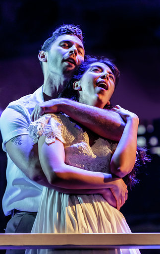 West Side Story Royal Exchange Manchester Andy Coxon Gabriela Garcia Sarah Frankcom What's On Manchester May 2019