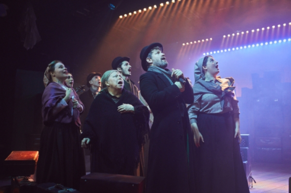 Rags the Musical Hope Mill Theatre Manchester Theatre Review