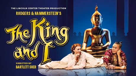 The King and I Manchester Opera House Poster Whats on Manchester May 2019