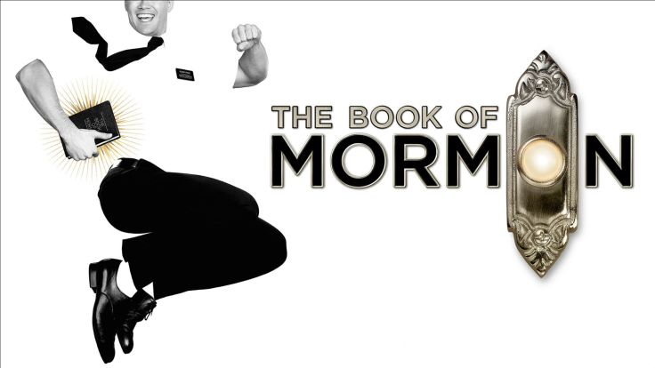 Book of Mormon Manchester Palace Theatre What's on in Manchester June 2019