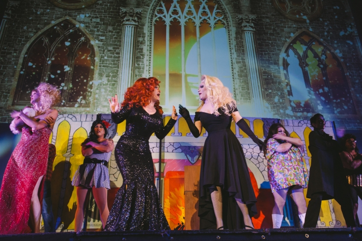 Jinkx Monsoon BenDeLaCreme Peaches Christ Drag Becomes Her HOME Manchester