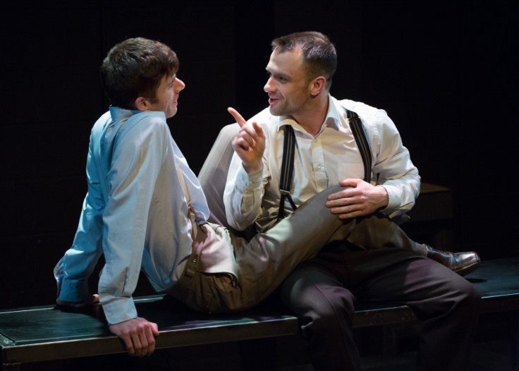 All I See Is You Hope Mill Theatre Manchester Ciaran Griffiths Christian Edwards