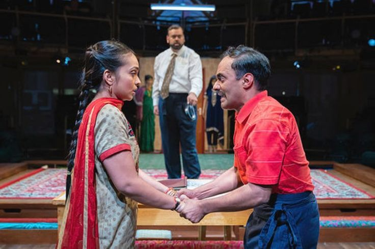 Hobsons Choice Royal Exchange Theatre Review Manchester Tony Jayawardena Shalini Peiris Esh Alladi Tanika Gupta