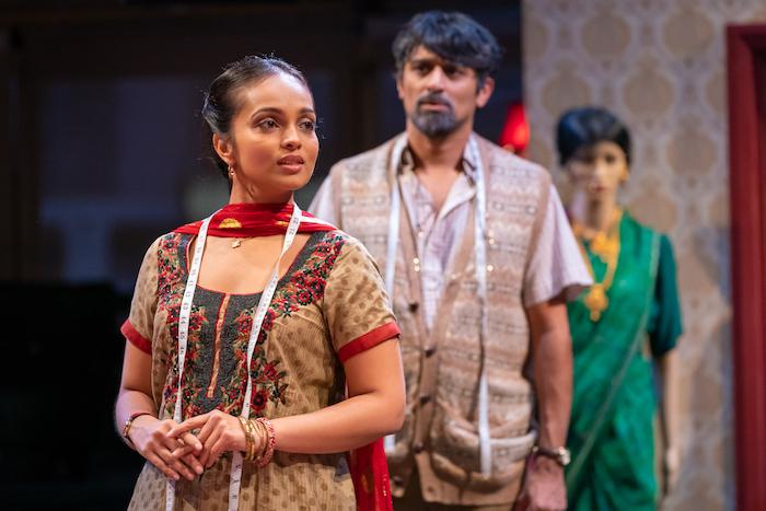 Hobsons Choice Royal Exchange Theatre Review Manchester Tony Jayawardena Shalini Peiris Esh Alladi Tanika Gupta
