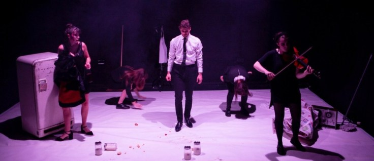 Metamorphosis Collide Theatre HOME Manchester Incoming Festival Theatre Reviews Franz Kafka