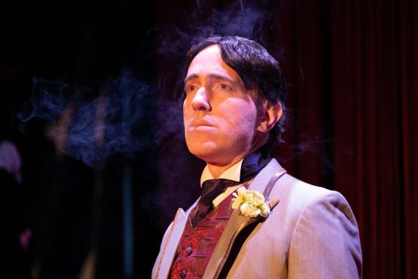 The Trails of Oscar Wilde Sale Waterside Arts Review John Gorick