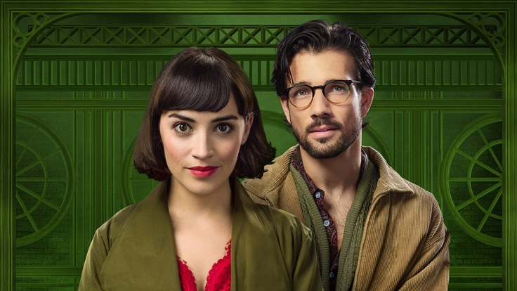 Amelie the Musical Manchester Opera House What's on in Manchester August 2019 Audrey Brisson and Danny Mac