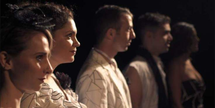 Shakespeare's Sonnets Thespis Theatre Troupe Israel Whitefield Garrick GM Fringe Manchester Theatre