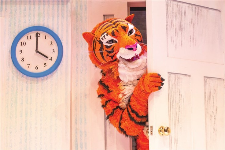 The Tiger Who Came to Tea Sale Waterside Arts Judith Kerr Theatre What's On in Manchester August 2019