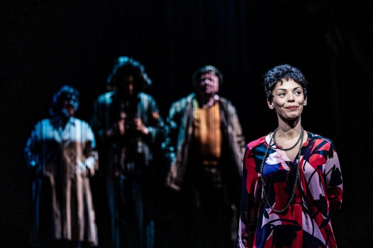 Red Dust Road Jackie Kay HOME Manchester National Theatre Scotland What's on in Manchester September 2019 Theatre Reviews