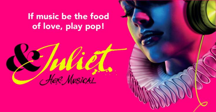 & Juliet the Musical Manchester Opera House What's On in September Manchester Theatre Reviews
