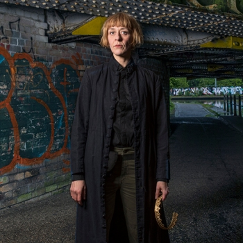 Macbeth Royal Exchange Manchester What's on in Manchester September 2019 Theatre Reviews Lucy Ellinson