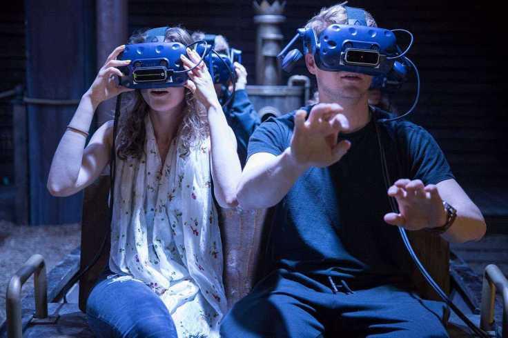 Jeff Wayne's War of the Worlds Immersive Experience London Dotdotdot Virtual Reality Immersive Theatre