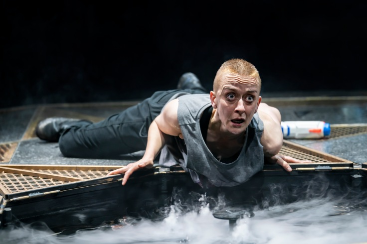 Macbeth Royal Exchange Lucy Ellison Manchester Theatre Review