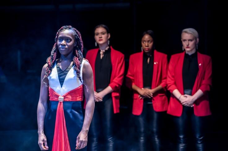 Macbeth Royal Exchange Lucy Ellison Manchester Theatre Review