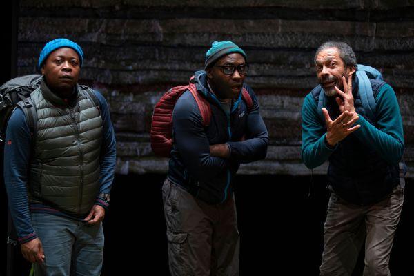 Black Men Walking Oldham Coliseum Manchester Theatre Reviews Eclipse Theatre