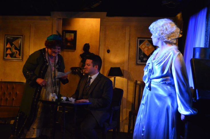 Blithe Spirit Northenden Players Manchester Theatre Reviews