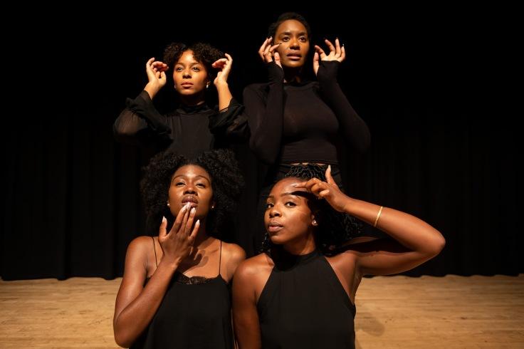Queens of Sheba Nouveau Riche Omnibus Theatre HOME Manchester Theatre Review