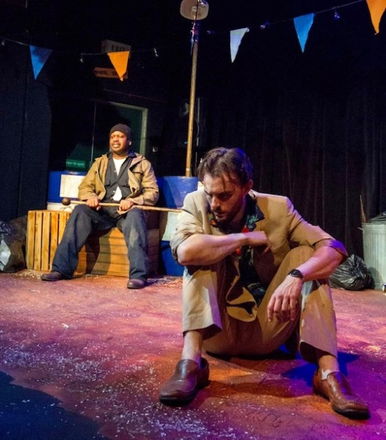 Playland Athol Fugard Footlights Theatre Salford Elysium Theatre Company Manchester Theatre Review