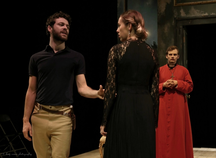 Manchester School of Theatre Duchess of Malfi HOME Manchester Theatre Review