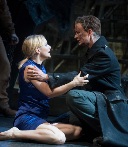 Opera North Giulio Cesare Lowry Theatre Manchester Review