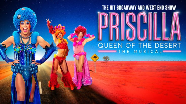 The Adventures of Priscilla Queen of the Desert Palace Theatre Manchester Theatre What's On in November 2019