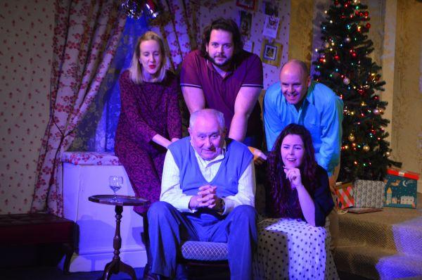 Seasons Greetings Alan Ayckbourn Northenden Players Theatre Review