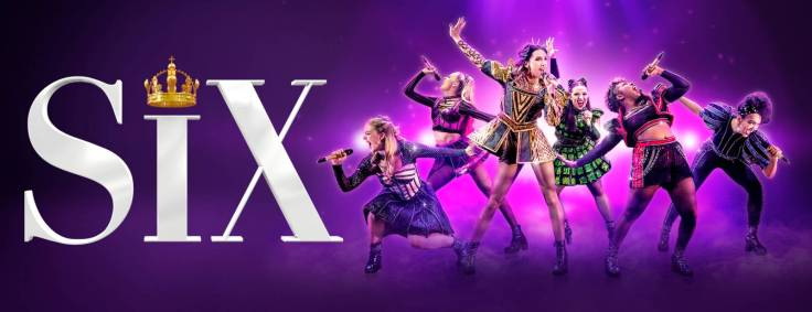 Six the Musical Lowry Theatre Manchester What's on in December