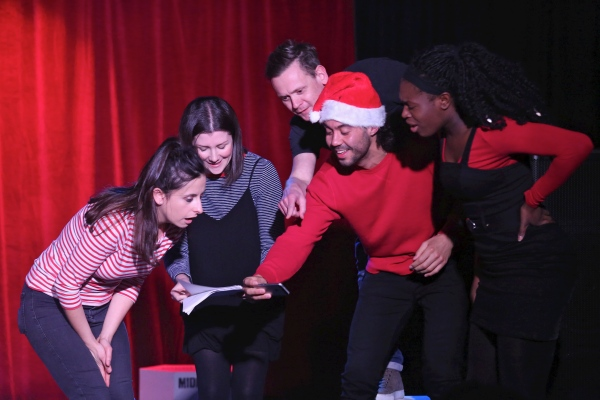 The Manchester Project at Christmas HOME Manchester Theatre Review