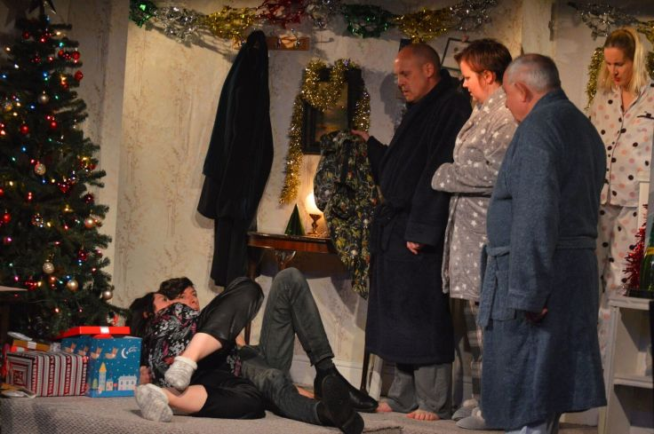 Seasons Greetings Alan Ayckbourn Northenden Players Theatre Review