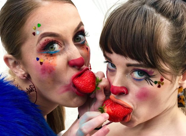 Ugly Bucket Theatre 2 Clowns 1 Cup HOME Manchester Theatre Review Push Festival 2020
