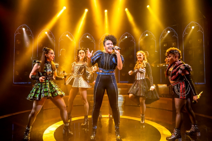 Six the Musical Lowry Salford Manchester Theatre Review