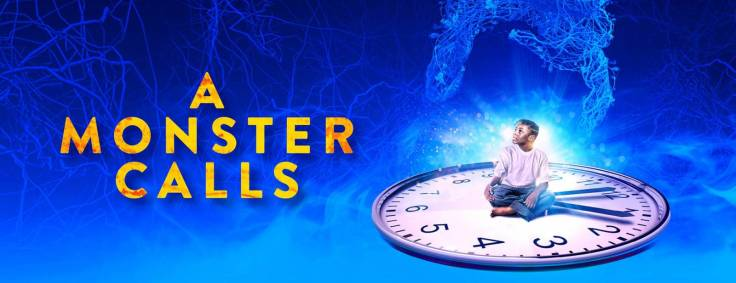 A Monster Calls Patrick Ness Lowry Theatre Salford Manchester Theatre What's On in Manchester February 2020